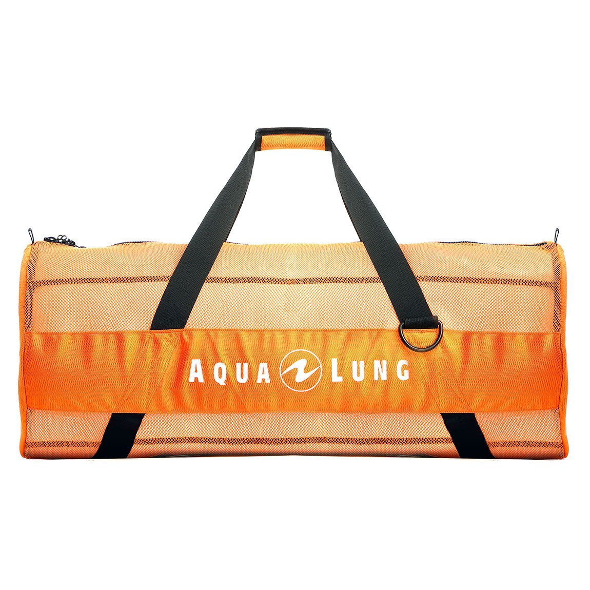 Adventurer Mesh Duffle, Orange